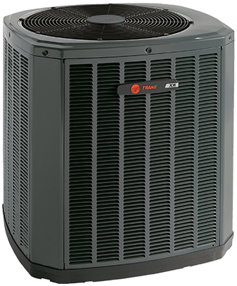 Trane XR14 Heat Pump